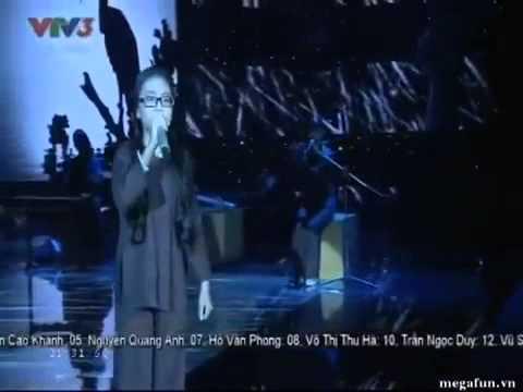 Phương Mỹ Chi - Liên khúc Sa mưa giông - Nhớ mẹ lý mồ côi - Giọng hát Việt nhí 2013 Liveshow 5