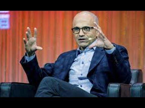 Microsoft CEO Satya Nadella Annual income