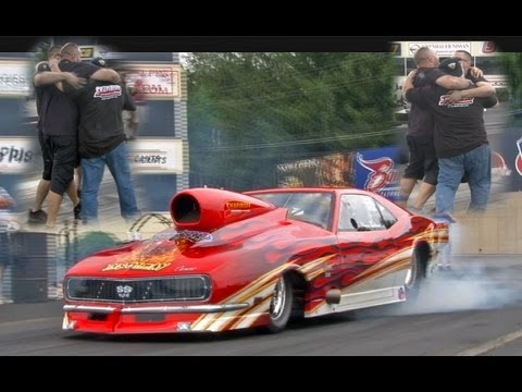 Vinny Budano Pro Mod runs from Super Chevy at Maple Grove