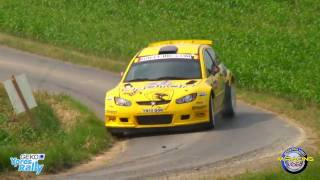 Vid�o Geko Ypres Rally 2010 (crash Sarrazin) par M.Racing (4594 vues)