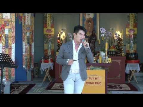 Lễ Vu Lan Báo Hiếu,Ca Sĩ Thiệu Kỳ Anh hát cúng dường chùa Xá Lợi,ngày 1 9 2013