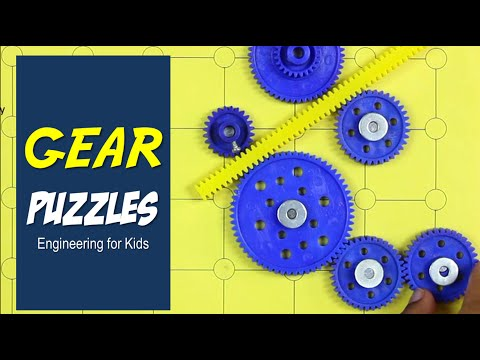 FUN with GEARS : Machines and Magnets for Kids