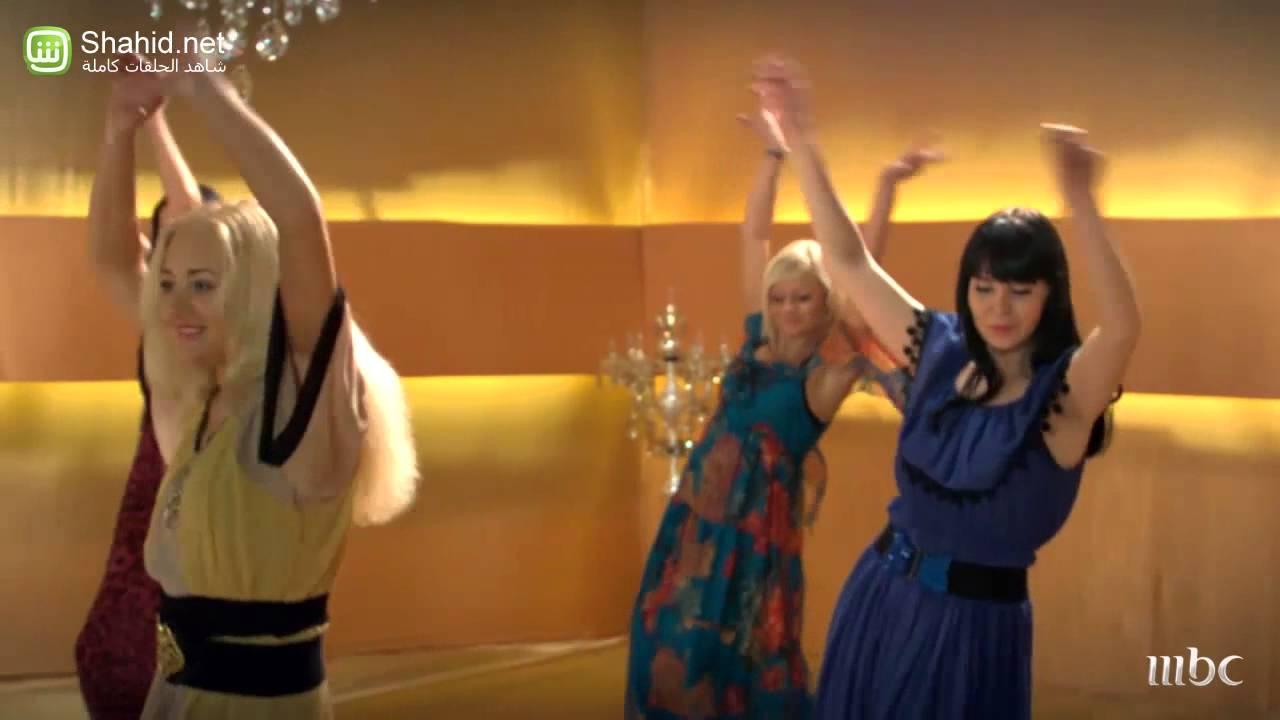 اغنية حبيب الحبيب يقلد ماجد المهندس في برنامج واي فاي 2013