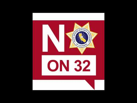 PORAC Treasurer Marcelo Blanco - Vote NO on Prop 32 Radio