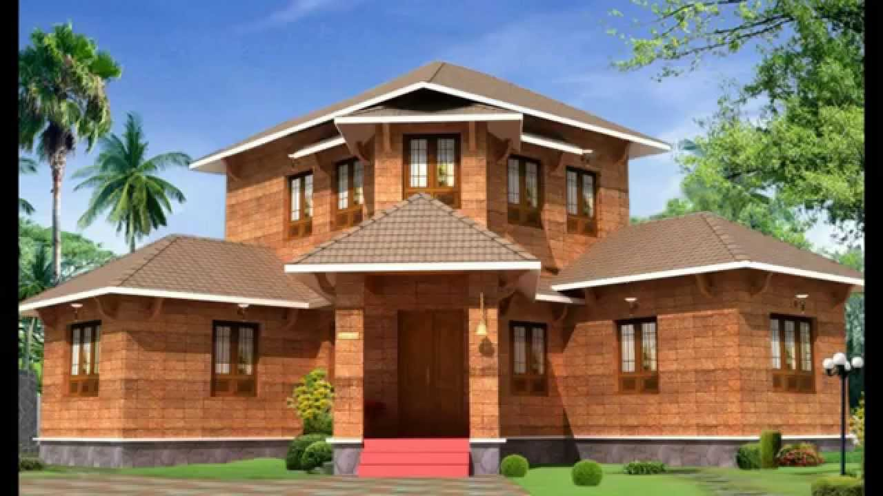 House plans and design low cost modern house plans in kerala for Kerala style house plans with cost