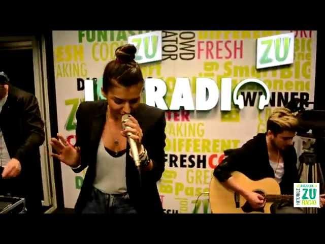 Sasha Lopez & Ale Blake - Kiss You (Live la Radio ZU)