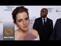 Emma Watson at Tribeca promotes The Circle