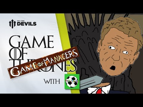 Van Gaal:Manchester United Manager? | GAME OF THRONES PARODY