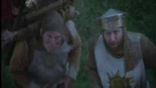 Monty Python and the Holy Grail: Coconuts