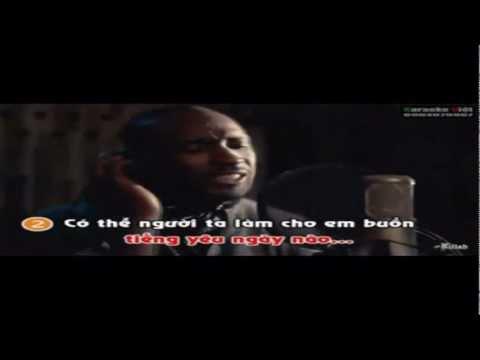 [Karaoke song ca HD] Xin Anh Đừng.f4v