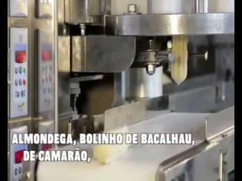 MAQUINAS INDIANA - MAQUINA DE SALGADOS