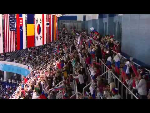 Maria Sharapova The Pride of Sochi 2014 -  NBC