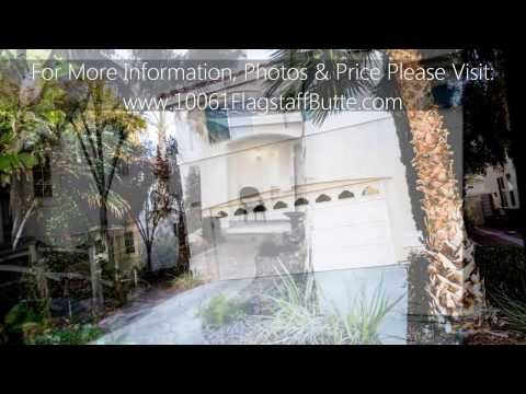Sw las vegas pool home for sale 10061 flagstaff butte for Home for sale in las vegas with pool