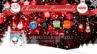 Nat King Cole & Pete Rugolo - The Little Christmas Tree // Christmas Essentials