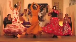 Aprende a bailar sevillanas. Parte 36