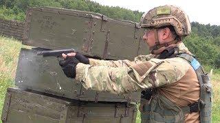 У Збройних Силах впроваджують техніку швидкісної стрільби