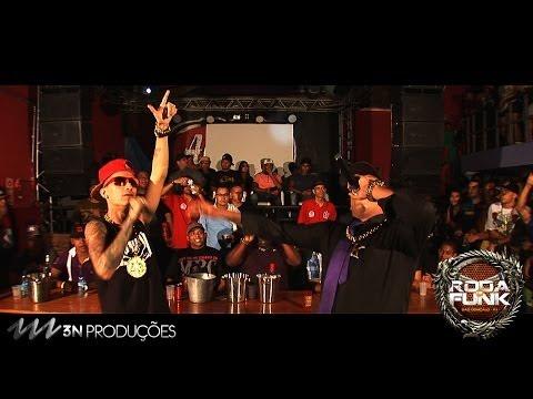 MC'S. Frank e Léo da Baixada :: Ao vivo na Roda de Funk de São Paulo :: Full Hd