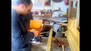 Dorar madera