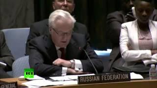 В.Чуркин о ситуации на Украине