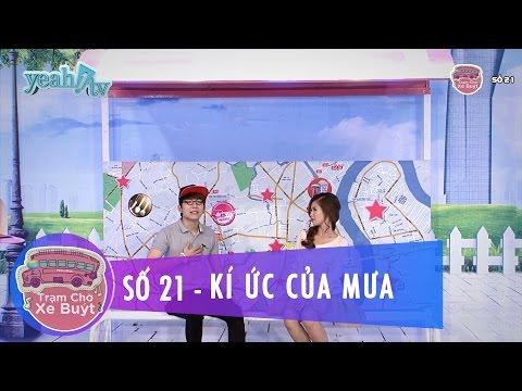 Trạm Chờ Xe Buýt 21 | Kí ức Của Mưa | Khởi My & Huy Khánh | Fullshow [Game Show]