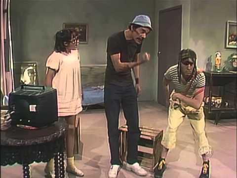Chaves - O Marujo Enjoado (EX-PERDIDO) / Sustos Na Vila (EPISÓDIO INÉDITO) (1973)