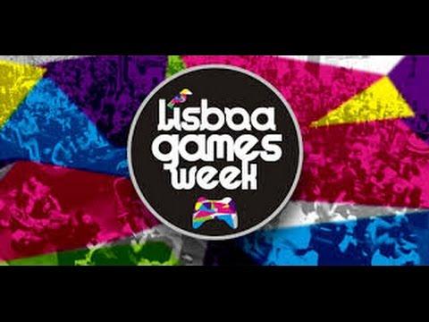 A minha Aventura na Lisboa Games Week! Ft Saki Quest!