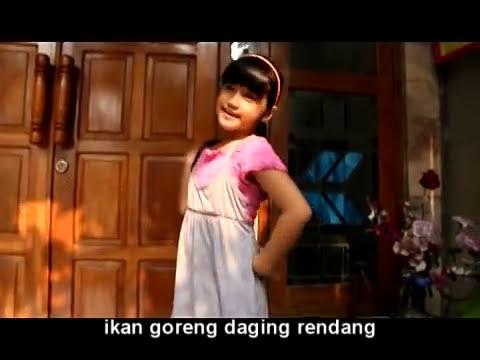 Lagu anak-anak Indonesia terbaru 2012. jegesya_Makan Minum. (children song)
