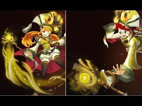 Korean Lost Saga Earth Mage First Look (Legendary, Hero 113)