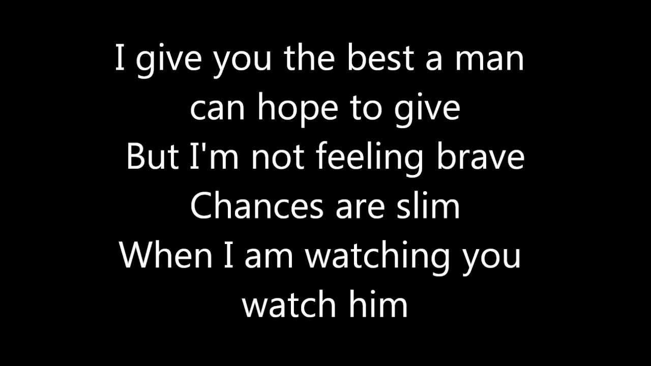 for you lyrics him: