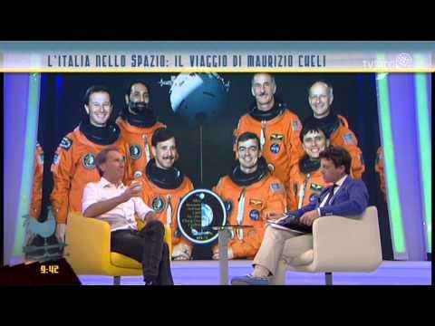 L'Italia nello spazio: il viaggio di Maurizio Cheli