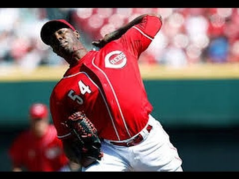 Aroldis Chapman Highlights HD