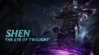 League of Legends - Shen Champion Spotlight