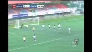 Indiano morre depois de comemorar gol com pirueta