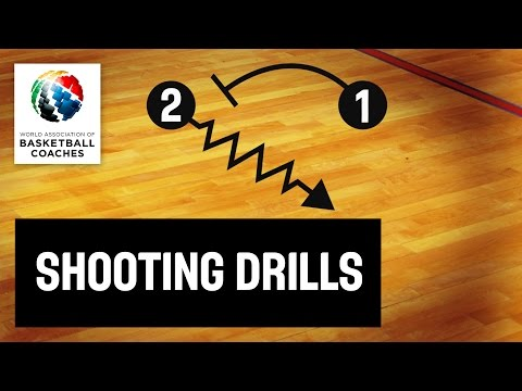 Basketball Coach Juan Orenga - The Shooting and Drills