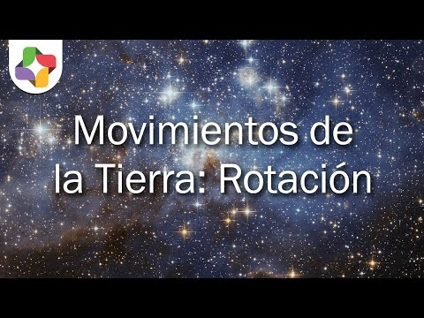 Movimientos de La Tierra: Rotación - Geografía - Educatina