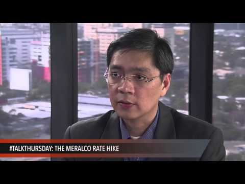 #TalkThursday: Meralco's rate hike and rollback