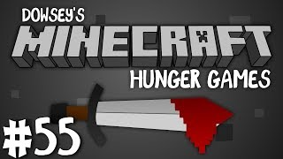 Dowsey's Minecraft Hunger Games :: #55 :: Icecream!