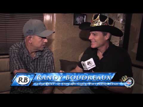 Randy Boudreaux Live in Port Arthur, TX