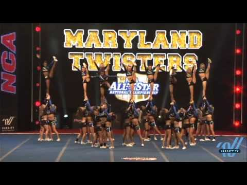 Maryland Twisters F5 Level 5 Large Senior