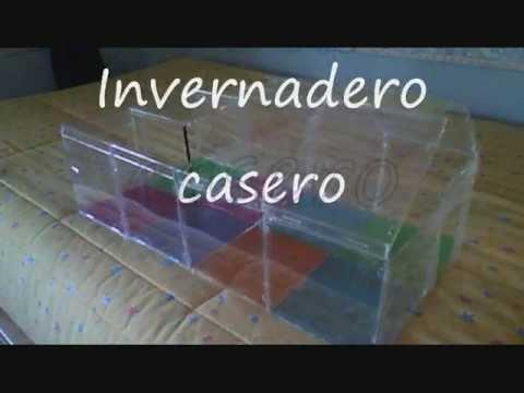 Como hacer invernadero casero youtube - Mini invernadero casero ...
