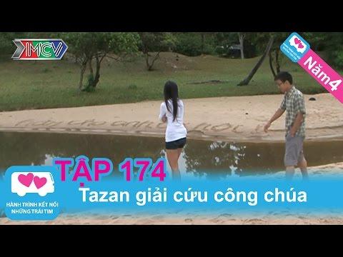 Tarzan giải cứu công chúa   LOVEBUS   Năm 4   Tập 174   270312