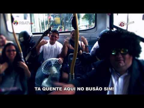 BANDA PARANOIA- TÁ QUENTE AQUI NO BUSÃO