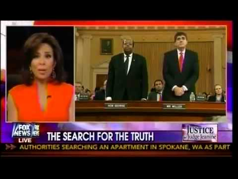 Judge Jeanine Pirro: Obama's IRS Scandal and More - May 18, 2013