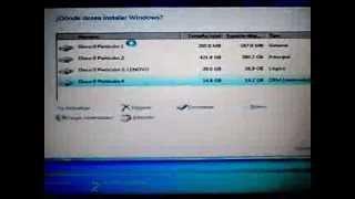 Como Instalar Windows 7 En Una Computadora Portatil