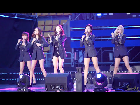 Đang biểu diễn thì nhạc tắt, T ara tự ngâm nhạc nền và hát chay