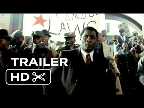 Mandela: Long Walk To Freedom Official Trailer #2 (2013) - Idris Elba Movie HD