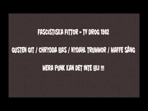 Fascistiska Fittor TV Drog 1982