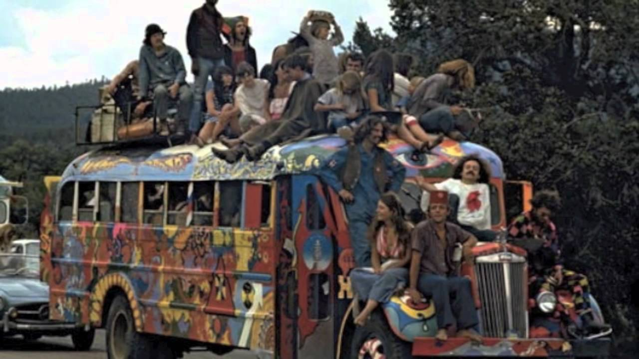 Turn On, Tune In, Drop Out: Counterculture of the 1960s ...