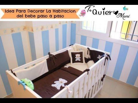 Decorar la habitaci n del bebe youtube for Organizacion de la habitacion del bebe