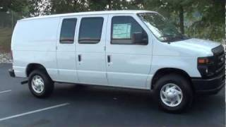 FOR SALE NEW 2011 FORD E-250 CARGO VAN COMMERCIAL !! STK# 110040 www.lcford.com videos